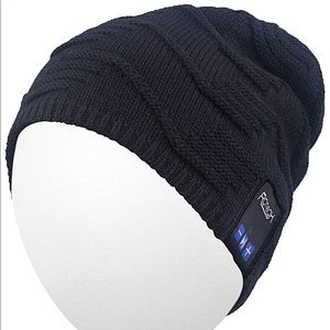 New Qshell Outdoor Sports Music Beanie Hat